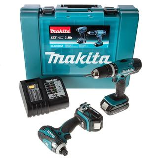Makita Kit 18V DHP453 + DTD146 (2 x 1,3Ah Batteries)